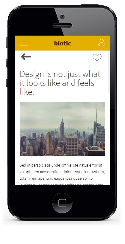 varius mobile and tablet creative template by sindevo biotic mobile and tablet creative template by sindevo