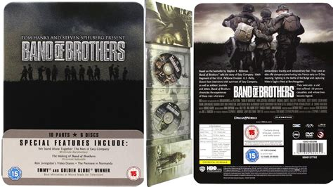 band of brothers complete hbo tv series dvd exclusive