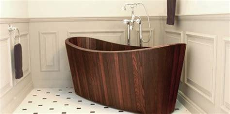 vasche in legno vasche da bagno in legno artigianali di khis bath