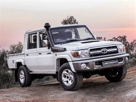toyota land cruiser 70 toyota land cruiser 70 series updated pricing for 2015