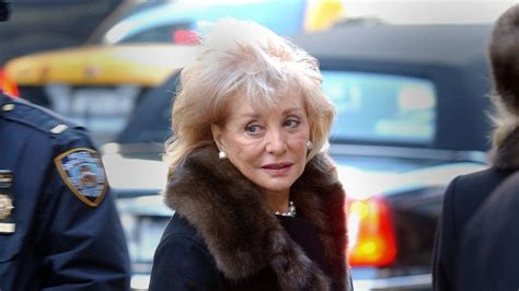Barbara Walters Has A New by Barbara Walters Facing Health Crisis Get An Update On