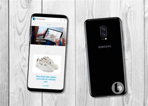 Layar Samsung Galaxy Note 8 render galaxy note 8 muncul fingerprint di layar droidpoin