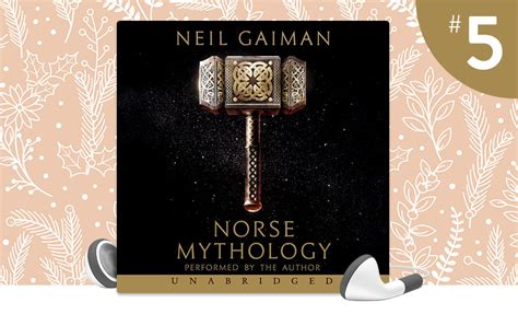 libro norse mythology libro fm blog audiobook musings