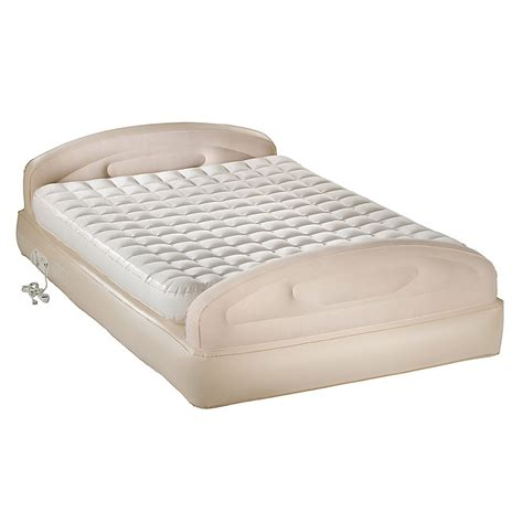 aerobed 2000011888 high airbed sleighbed with built in ebay