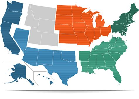 map of usa states and cities west coast map of usa with states and cities west coast