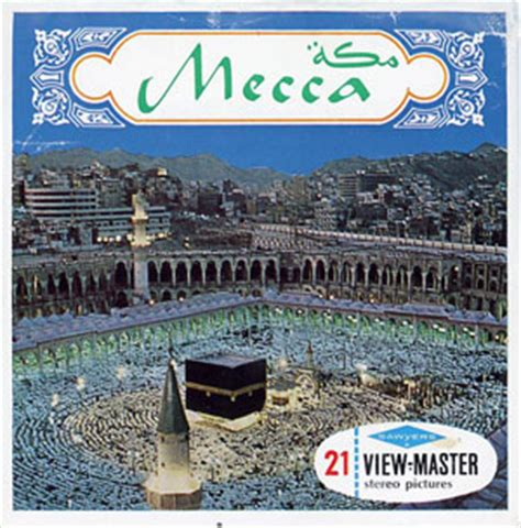 mecca view master 3 reel packet: viewmaster, 3d glasses