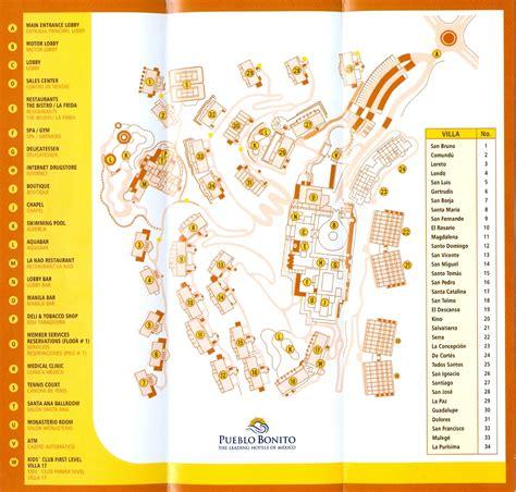 Pueblo Bonito Sunset Beach Executive Suite Floor Plan by Pueblo Bonito Sunset Beach Map With Buildings Images