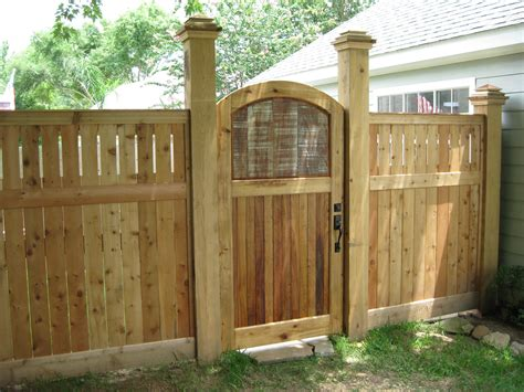 wooden backyard gates garden gates make a grand entrance