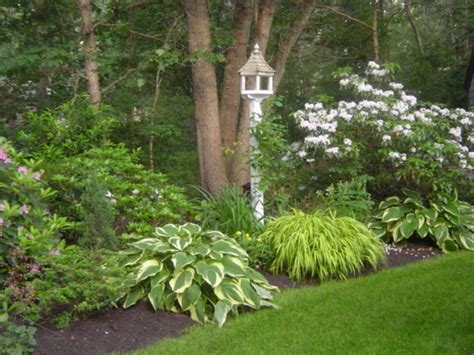 Shade Garden Design Ideas Simple And Beautiful Shade Garden Design Ideas 21