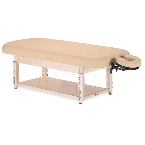 earthlite portable table earthlite sedona stationary table tables