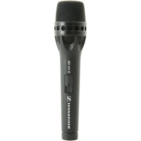 Mic Vokal Dynamic Sennheiser Md 431 Ii Asli jual sennheiser md 431 microphone recording primanada