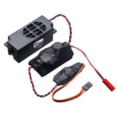 boat whistle sound 2speaker rc siren whistle sound groups simulation for rc