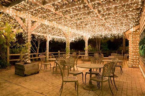 ways fairy lights  turn  yard   enchanted