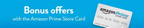Amazon Gift Card Pay Credit Card - amazon com bonus offers with the amazon prime store card credit payment cards