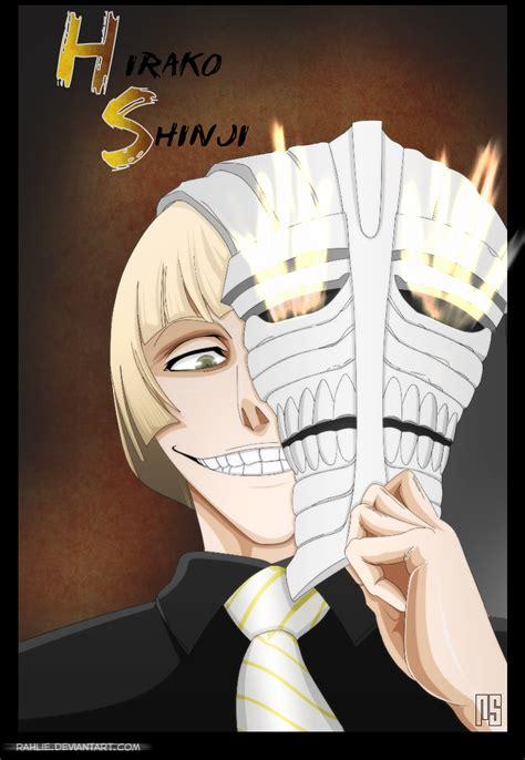anime naruto berasal dari mana gambar shinji hirako bleach shinigami dengan kemuan