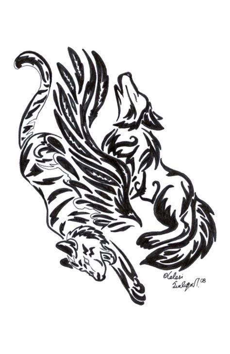 tribal tiger tribal tiger drawings www imgkid com the image kid has it