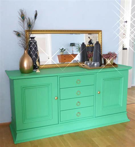 Green Moroccan Cabinet Aleksandra S Furniture Green Buffet Furniture