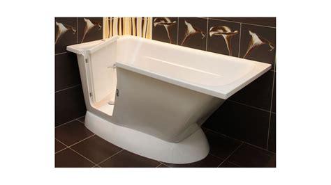 baignoire basse baignoire 224 porte amelie 160x75x60 cm pour personnes 224