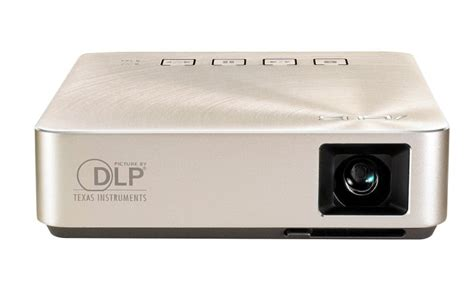 Asus S1 Mobile Led Projector asus s1 gold portable led projector