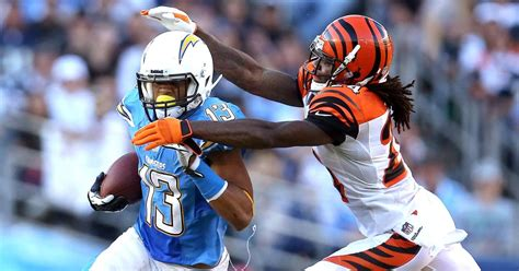 chargers bengals tickets youth in spotlight for chargers bengals fox sports
