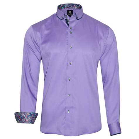 light purple dress shirt men s light purple shirt