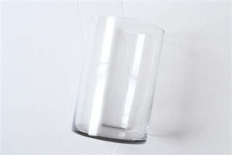 Dollar Store Cylinder Vases by Winter Cylinder Vase Decor Mod Podge Rocks