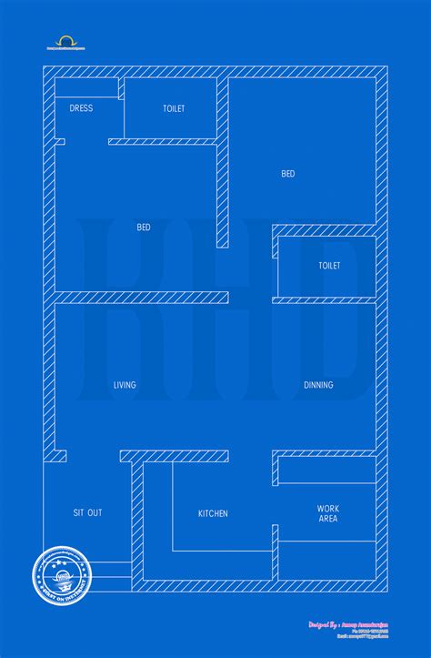 blueprint floor plan 800 sq ft home with blueprint kerala home design and