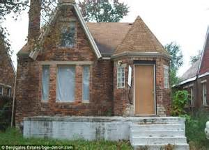 cheapest home prices in us after a bargain own a three bedroom home in detroit for