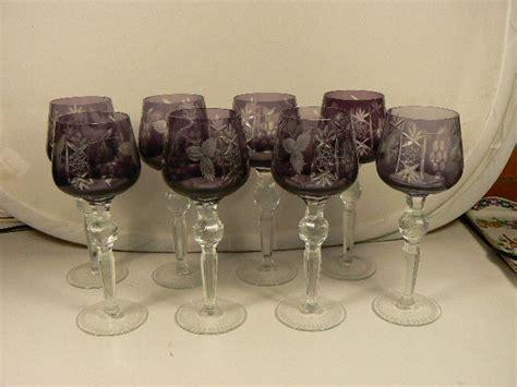 bicchieri cristallo di boemia prezzi bicchieri cristallo boemia antico usato vedi tutte i 101
