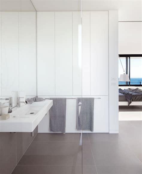 bathroom gray color schemes contemporary house by smart design studio interiorzine