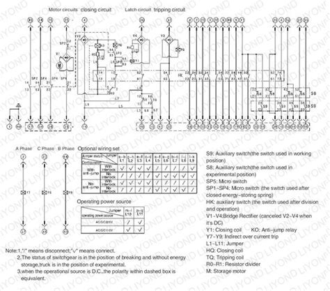 wiring diagram of vacuum circuit breaker get free image