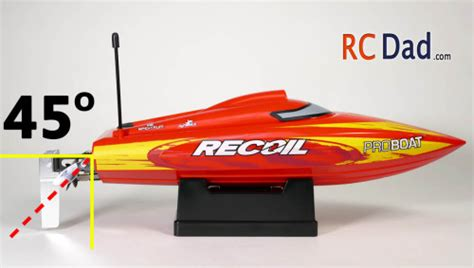 fast rc brushless boats fast rc boat recoil brushless rcdad