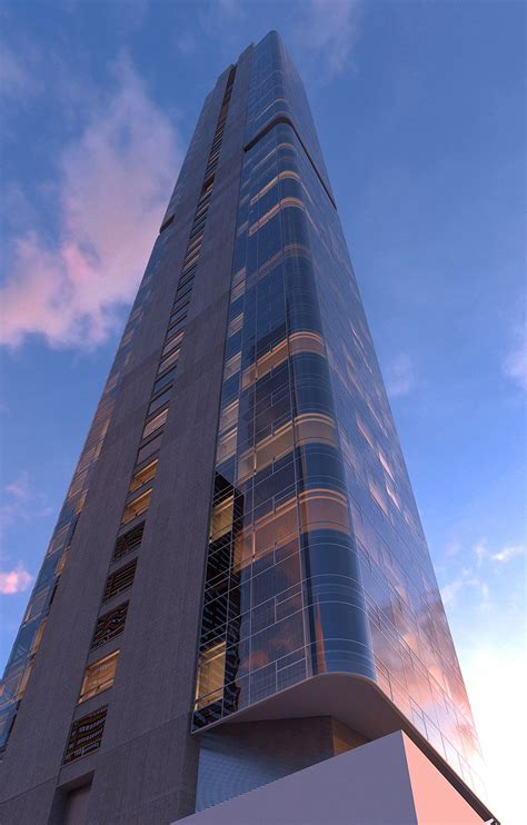 House Plans 2500 Square Feet New Renderings Show Supertall Status For Rafael Vi 241 Oly S