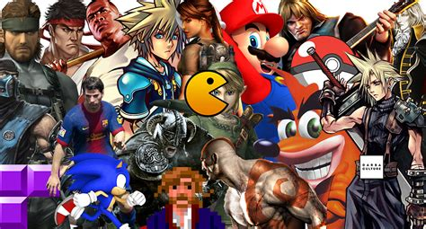 imagenes de los videos juegos las 20 mejores bandas sonoras del mundo de los videojuegos