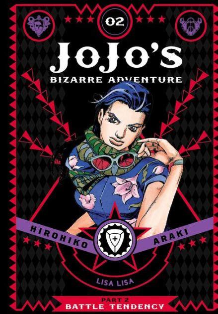 jojos bizarre adventure parte 8417099417 jojo s bizarre adventure part 2 battle tendency vol 2 by hirohiko araki hardcover barnes