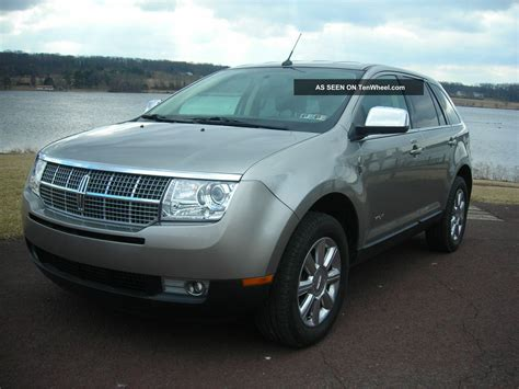 Lincoln Mkx 2008 by 2008 Lincoln Mkx All Wheel Drive Sport Utility 4 Door 3