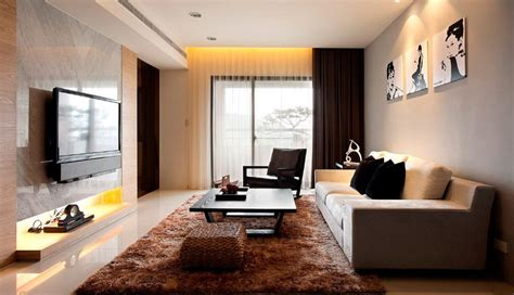decoracion cortinas salon moderno decoraci 243 n de salones modernos