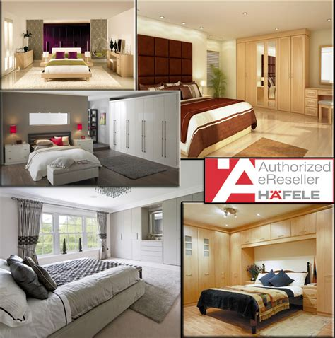 bedroom design and fitting furniture fittings
