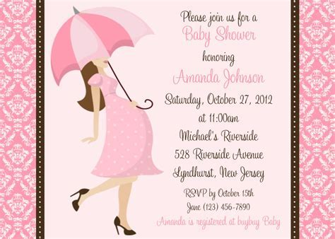baby shower invitations baby shower invitation wording fashion lifestyle