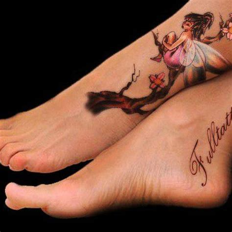 50 glorious foot and ankle tattoo ideas that are truly