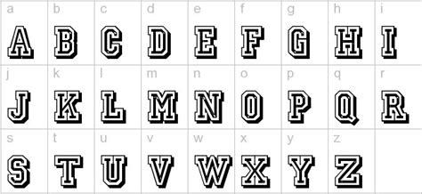 College Letter Jacket Font Install Free Jerseyletters Font Jerseyletters Ttf Calligraphy Letters Fonts 3d