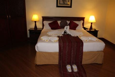 wedding anniversary hotels uk our room set up as an 25 wedding anniversary picture of kibo palace hotel arusha