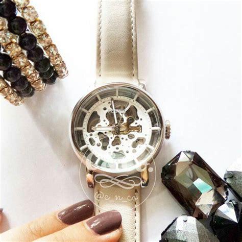 Jam Tangan Wanita Fossil 23 jual fossil me3069 automatic jam original wanita