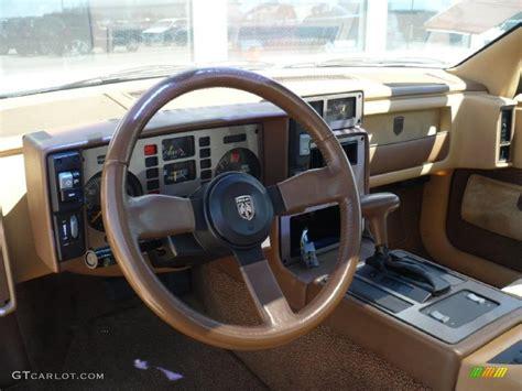 Pontiac Fiero Interior by 1986 Gold Metallic Pontiac Fiero Gt 29599770 Photo 18