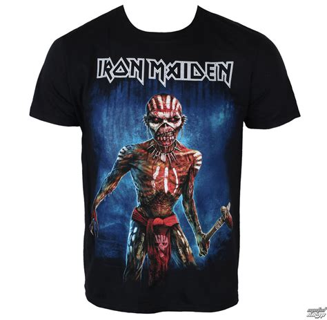 T Shirt Metal Iron Maiden shirt m 233 tal pour hommes iron maiden black rock
