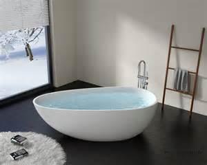 moderne badewannen freistehende badewanne bw 01 roomido
