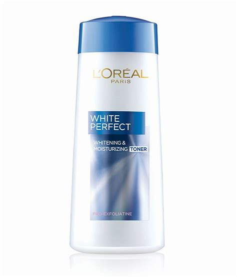 Toner L Oreal l oreal white whitening and moisturising toner 200 ml buy l oreal white