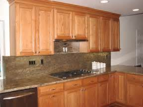 Light Kitchen Cabinets Kitchen Cabinets With Light Oak Trim Quicua