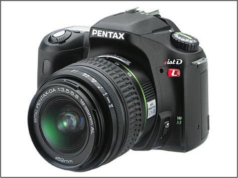 pentax *ist dl: digital photography review
