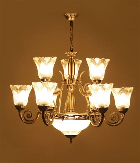 Best Price Chandeliers Aesthetichs White And Silver Aluminium Antique Chandelier With 12 Ls Buy Aesthetichs White